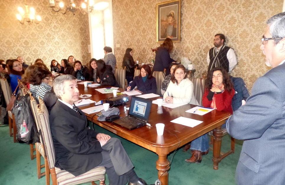 En o higgins sernac capacita a 24 funcionarios municipales encargados de las oficinas de - Oficina de atencion al consumidor valencia ...